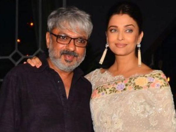OMG! Is Aishwarya Rai Bachchan A Part Of Padmavati? Read About Her Secret Meeting With Bhansali