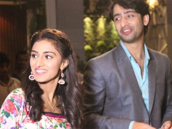 Erica Comes Out In Support Of Shaheer