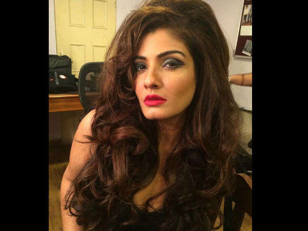 Raveena Tandon Talks About 'Shab'