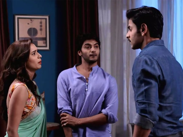 3. Atharv Was Back On The Show