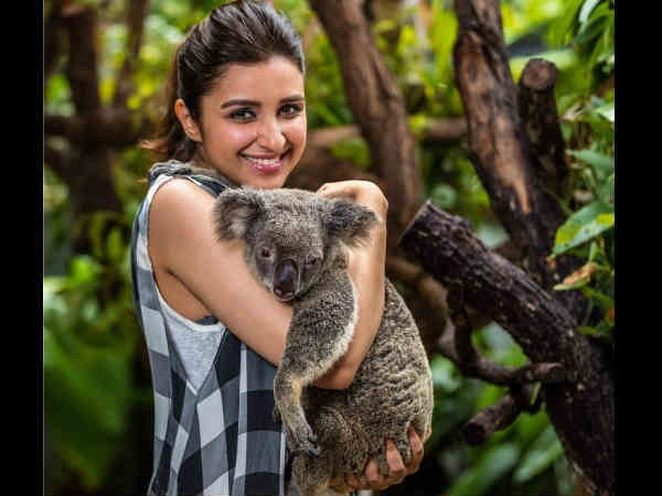 Parineeti On Girls Becoming Stronger These Days..