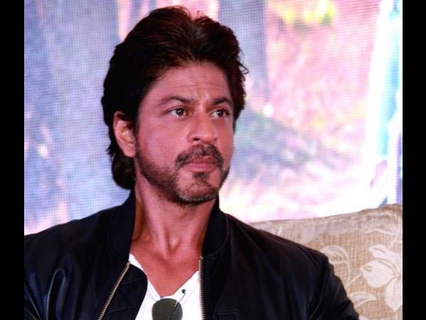 Shah Rukh Khan escapes a tragic accident