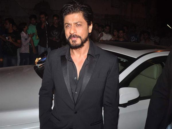 Ceiling collapsed while Shah Rukh Khan movie shooting