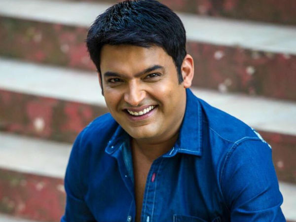 Kapil Was To Shoot With Paresh Rawal