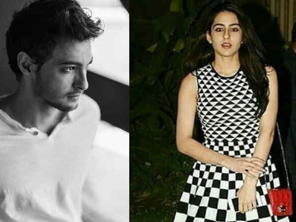 Sara Ali Khan To Make Her Bollywood Debut Opposite Aayush Sharma; Salman Khan To Produce The Film?