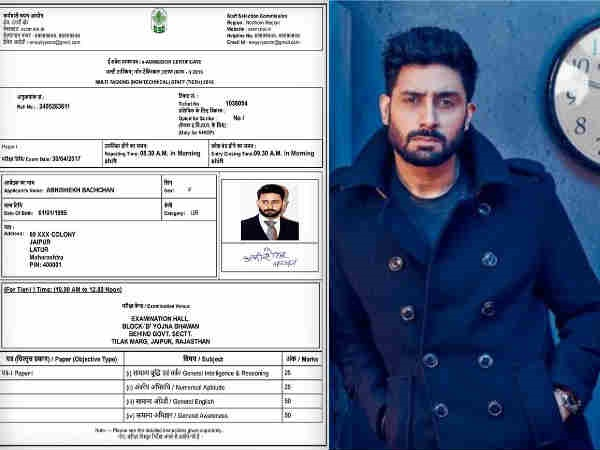 LIKE SERIOUSLY? Has Abhishek Bachchan QUIT Bollywood To Pursue A Government Job?