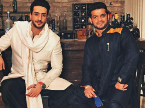 Yeh Hai Mohabbatein's Aly Goni Shares An Emotional Message For Karan Patel; Is He Quitting The Show?