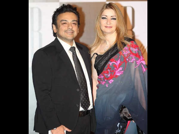 Its A Baby Girl For Adnan Sami Filmibeat