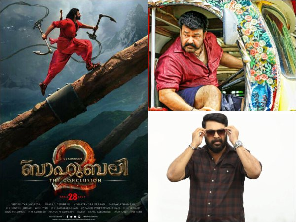 Baahubali 2 Box Office: Pulimurugan & The Great Father's Records That The Film Broke!