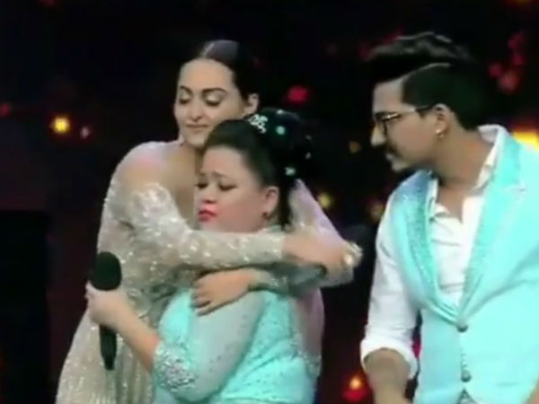 Nach Baliye 8: Bharti Singh & Harsh Limbachiyaa To Get Eliminated!