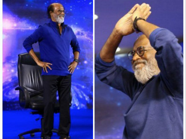Superstar Rajinikanth Talks About How Great He Feels Being a Tamilian!