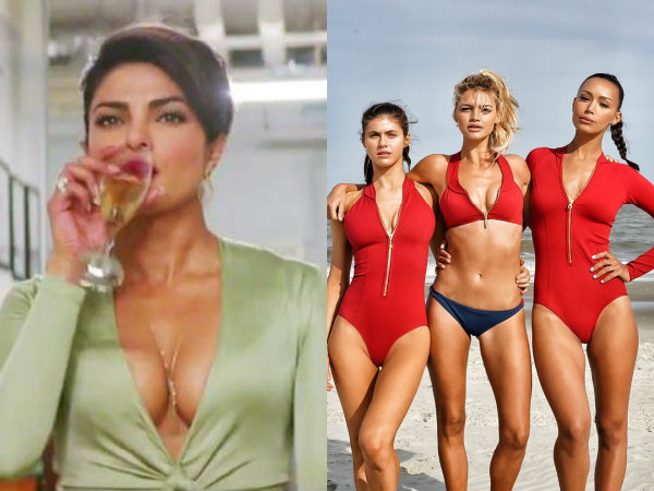 What Will Happen To The Bikini Slow Motion Scenes? Priyanka Chopra's Baywatch Gets 5 CBFC Cuts! SAD!