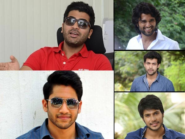 Future Of Tollywood In Safe Hands Of These Promising Next Gen Actors