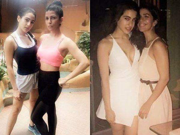Sara Ali Khan & Nimrat Kaur's Picture Will Set The Temperature Soaring!