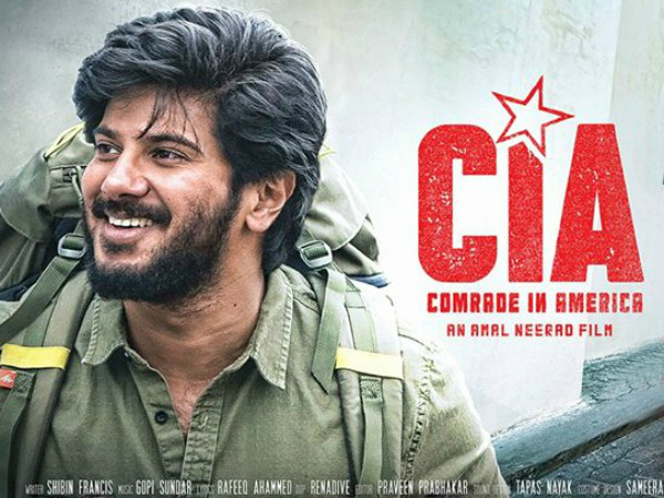 Comrade In America-CIA Movie Review: Shallow Script Spoils The Show!