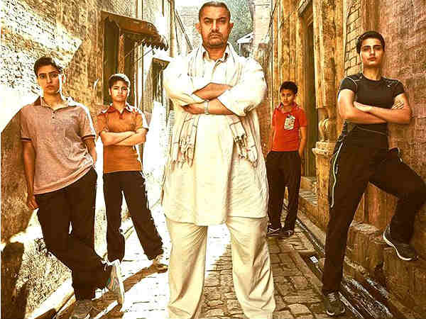 Aamir Khan's Dangal earns Rs 75 crore in China during opening weekend