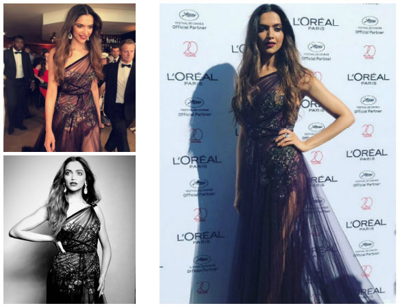 FINALLY! Deepika Padukone Walks The Red Carpet For Cannes In A BOLD Dress, Check Out Her Pictures!