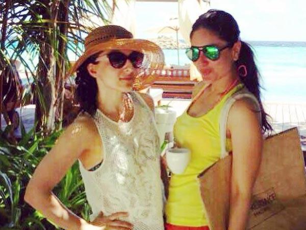 Don't Compare Me With Kareena Kapoor Khan, Says An Upset Soha Ali Khan