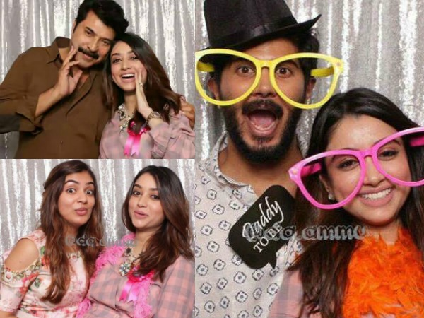 IN PICS: When Dulquer Salmaan & Family Threw A Baby Shower For Amaal Sufiya