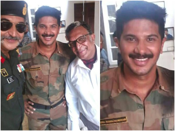 MUST SEE! Dulquer Salmaan's Army Look For Solo Goes Viral!