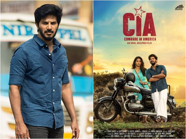 WOW! Dulquer Salmaan Scripts A New Box Office Record With CIA – Comrade In America!