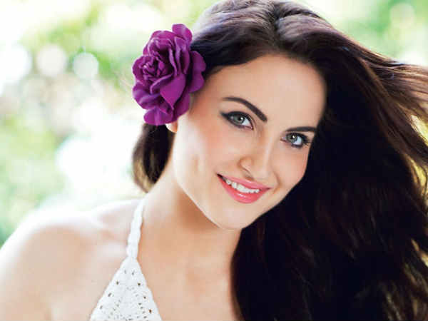 Wish To Do Hardcore Action Movie: Elli Avram
