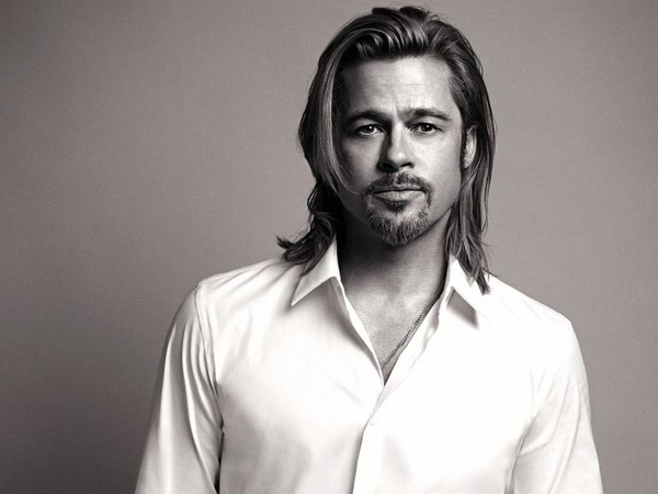 I Was Boozing Too Much It S Just Become A Problem Says Brad Pitt