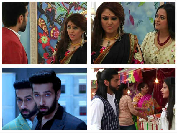 Ishqbaaz: Anika & Shivaay Get To Know Shocking Truths About Each Other; Anjali Mukhi Enters The Show