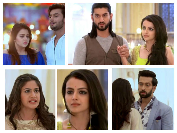 Ishqbaaz & Dil Bole Oberoi TWIN SPOILERS: Saumya Leaves Rudra; Anika & Gauri Meet For The First Time