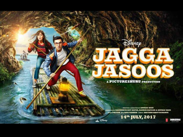 Double Celebration: Jagga Jasoos To Release Near Katrina Kaif's Birthday