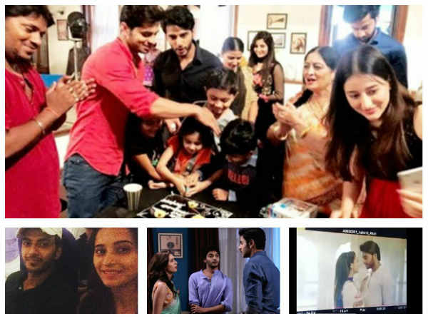 Good News! Jana Na Dil Se Door Completes One Year; Gets Extended! (PICS)