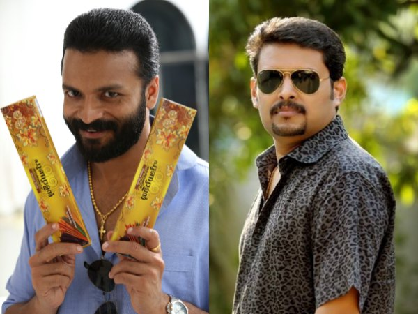 WOW! Jayasurya-Ranjith Sankar Team With The Sequel To Punyalan Agarbathis!