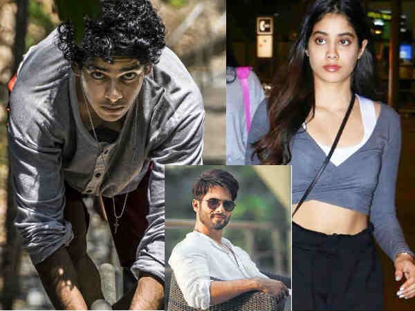 BUT WHY? Shahid Kapoor Doesn't Approve Of His Brother Ishaan's Romance With Jhanvi Kapoor