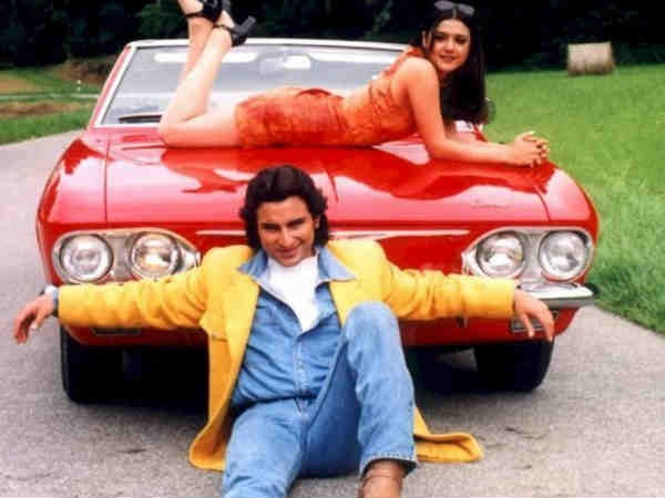 Kya Kehna Turns 17! Saif Ali Khan On How His Wardrobe Malfunction On The Sets Left Him RED-FACED!