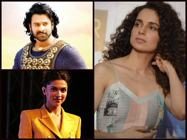 EXPLOSIVE! Kangana Ranaut Talks About Her UGLY FIGHT With Prabhas; Did She Call Deepika A STUPID?