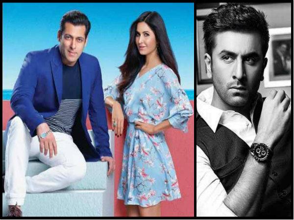 I'm In Good Hands: Katrina Kaif PRAISES Salman Khan BUT Takes A Dig At Ranbir Kapoor!