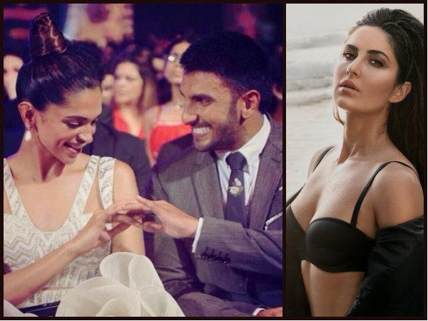 Katrina To Be Blamed? Ranveer Singh & Deepika Padukone's STRANGE Behaviour Left Everyone Puzzled!