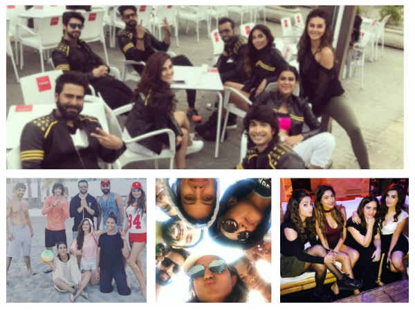 Khatron Ke Khiladi 8: Nia, Shiny, Ravi, Manveer, Lopa & Others Have A Blast In Spain Before Action!
