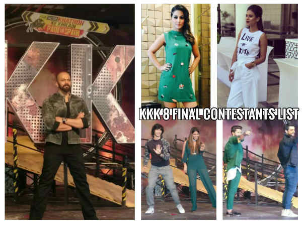 Rohit Shetty Launches Khatron Ke Khiladi: Pain In Spain; Meet The Final List Of Contestants