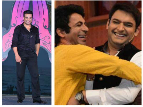 Krushna Abhishek To Compete Against Kapil Sharma With His New Show India Banega Manch!