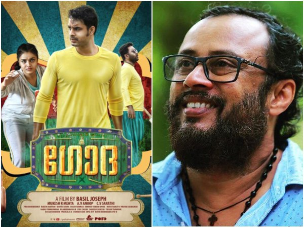 Godha: Lal Jose Has Words Of Praises For The Tovino Thomas Starrer!
