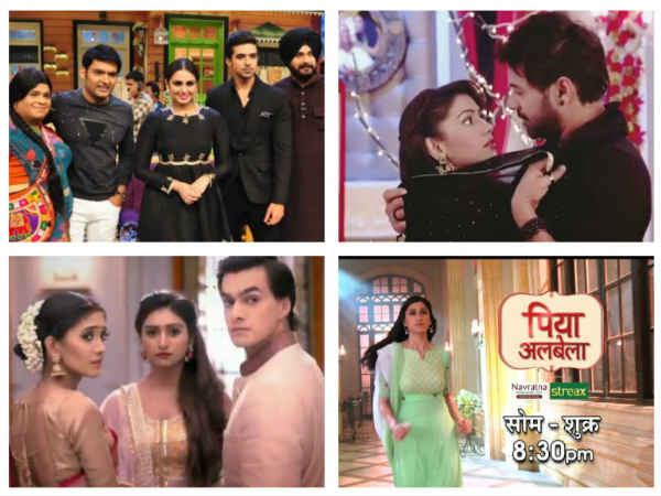 Latest TRP Ratings: SHOCKING! Kumkum Bhagya Tops; Naagin 2 Drops Down, TKSS Back On Top 10 Slot!