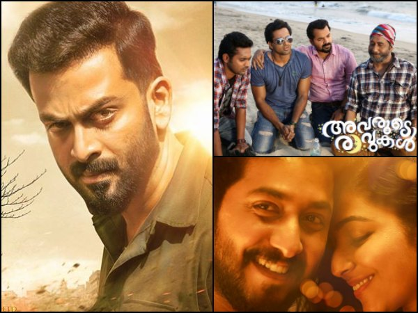 EID RELEASES 2017: Mammootty, Prithviraj & Others To Make The Season Special!