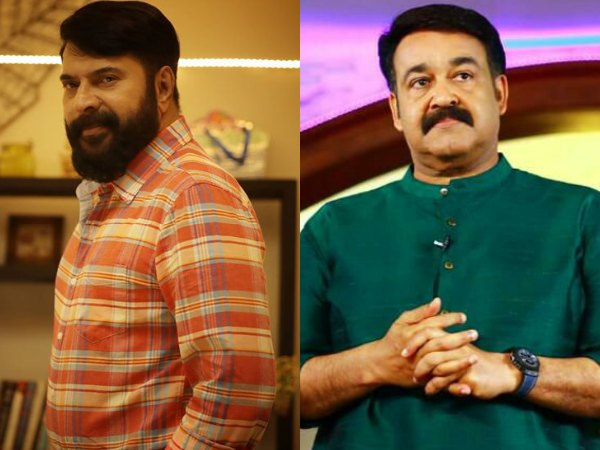 THE MEGA ONAM! Mammootty & Mohanlal Set To Clash At The Box Office?