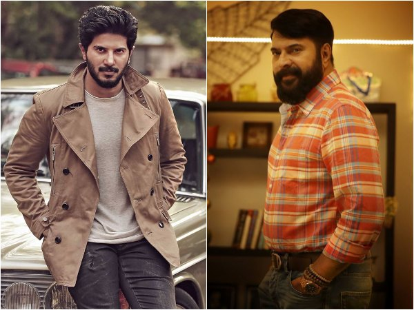RUMOUR HAS IT! A Mammootty-Dulquer Salmaan Movie Is On Cards!