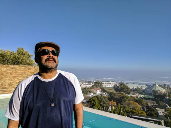 Mohanlal's Capetown Click Goes Viral!