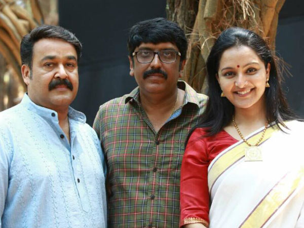 It Was Great To Work With Mohanlal & Manju Warrier: Mohanlal