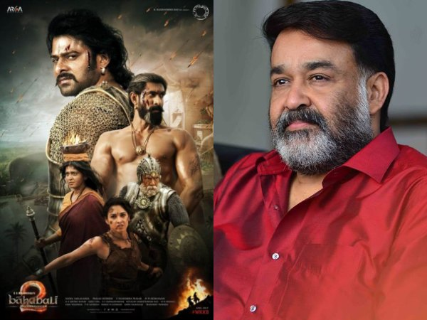 RUMOUR HAS IT! Mohanlal Was Approached For SS Rajamouli's Baahubali!