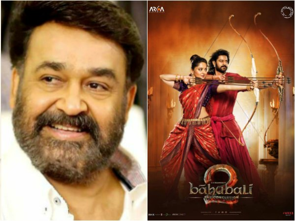 Baahubali 2's Entry To The Elite Club, Title Of Mohanlal's Next & Other Mollywood News Of The Week!