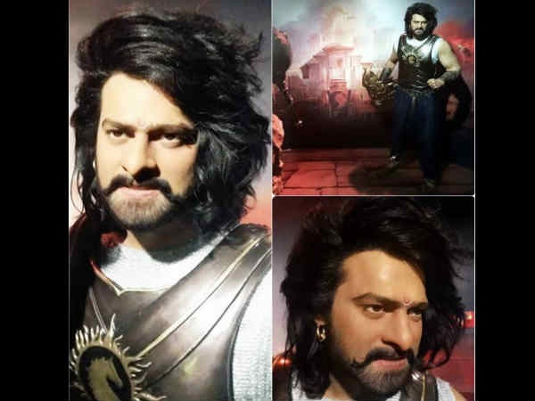 VIRAL PICS! Baahubali 2 Actor Prabhas Gets A Wax Statue At Madame Tussauds